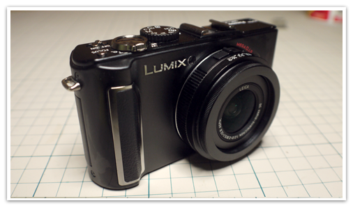 LUMIX DMC-LX3